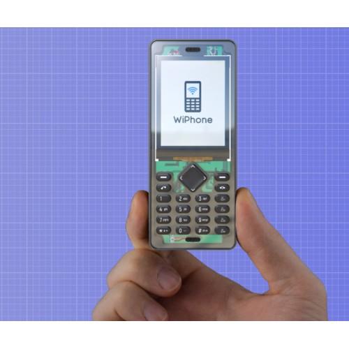 Nuevo Teléfono Móvil Wifi compatible con cuentas SIP