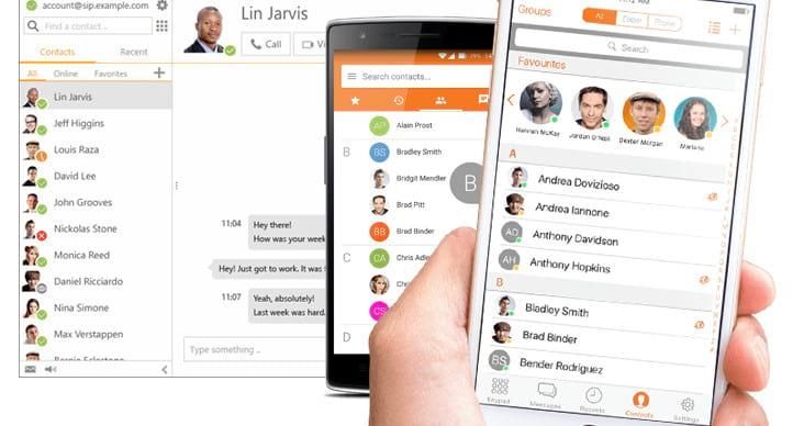 Usar Softphone Zoiper para Telefonía IP en el hogar