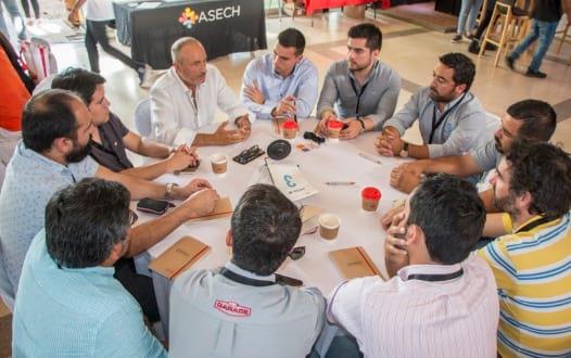Nueva Cumbre de Emprendimiento ASECH en Estación Mapocho organizada por la Asociación de Emprendedores de Chile