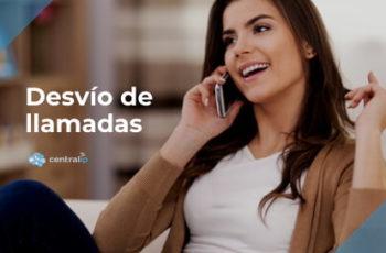 Activar funcionalidad de desvío de llamadas dentro de la Central Telefónica Virtual - Central IP