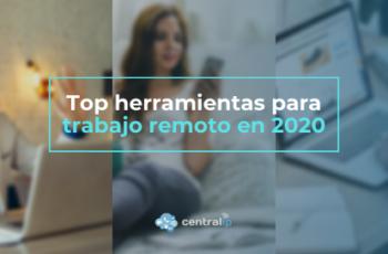 Mejores herramientas para el teletrabajo en 2020 desde casa, por la pandemia de coronavirus
