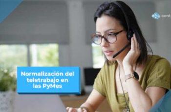 Servicios telefonia IP para adopción masiva del teletrabajo para las PyMes en Chile ante la emergencia sanitaria del coronavirus en 2020