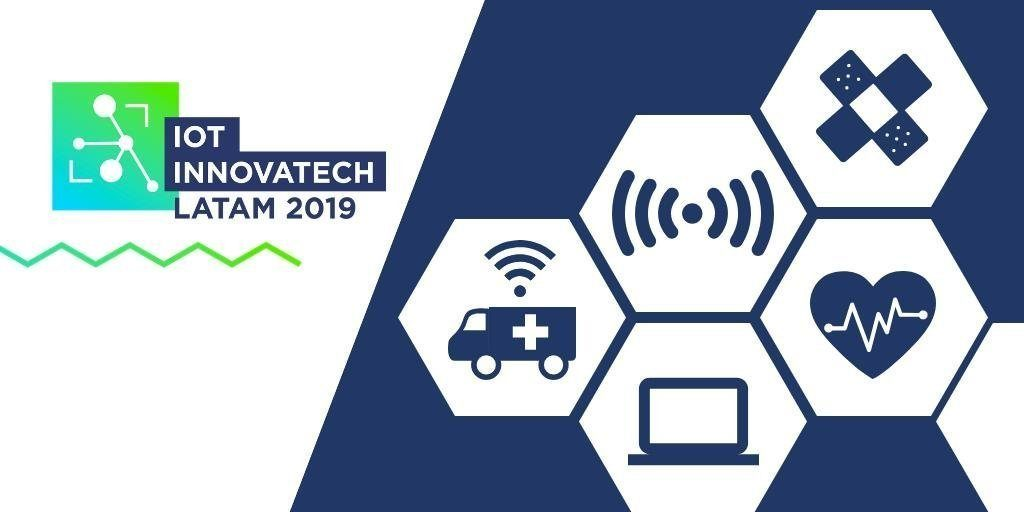 agenda del evento IoT Innovatech Latam en Santiago de Chile 2019