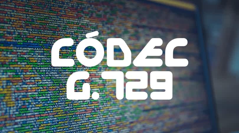 Códec G.729 en telefonía IP: ¿Qué es y para qué sirve?