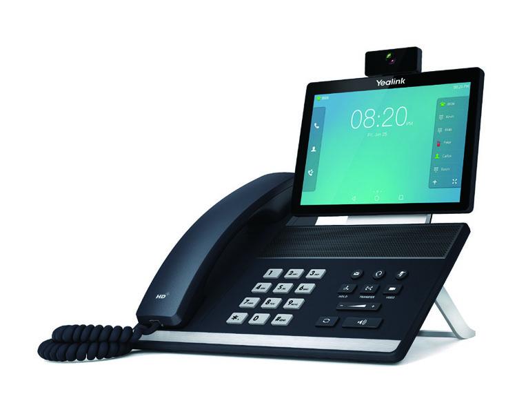 Yealink VP59: nuevos equipos para Videoconferencia IP