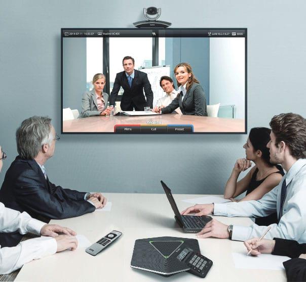 Soluciones de Videoconferencia HD para PyMes de Yealink en Chile