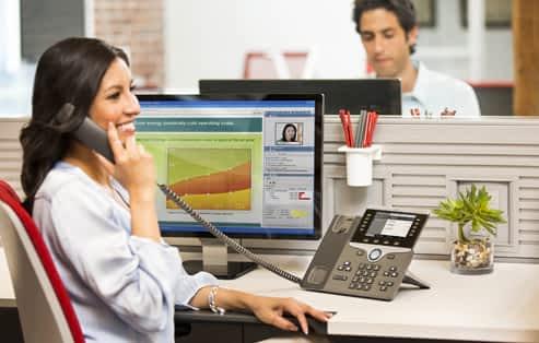 Las comunicaciones unificadas ayudan a reducir la huella de carbono en las empresas