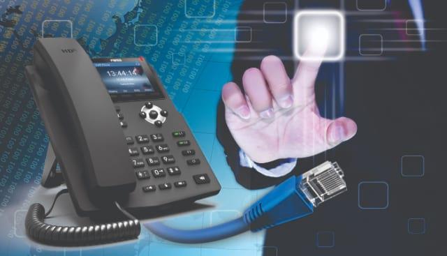 Comunicaciones empresariales con la tecnología VoIp o voz sobre protocolo de internet