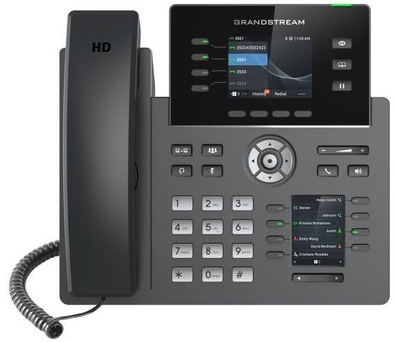 Nuevo teléfono IP GRP2613 de Grandstream