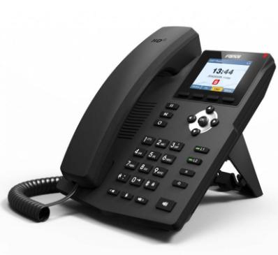 Teléfono IP Fanvil X3SP/G de la nueva serie X