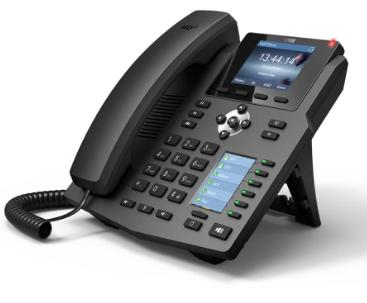 Teléfono IP Fanvil X4/X4G de la nueva serie X