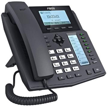 Teléfono IP Fanvil X5S de la nueva serie X