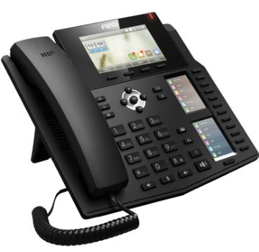 Teléfono IP Fanvil X6 de la nueva serie X