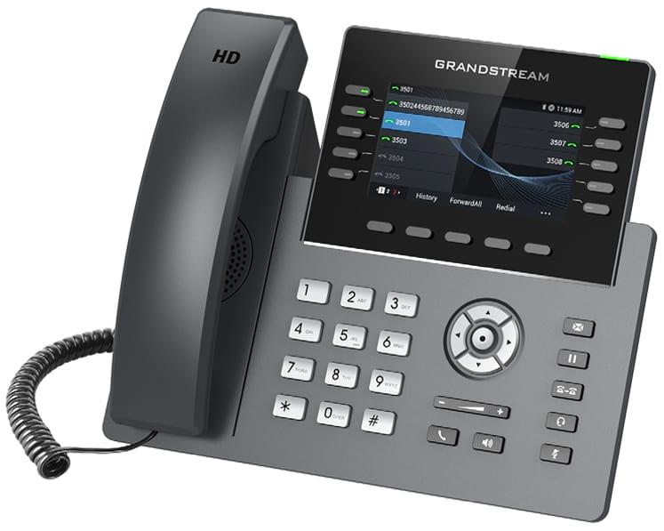 Nuevo teléfono IP de Grandstream con Sistema Grandstream Device Management System incorporado: GRP2615