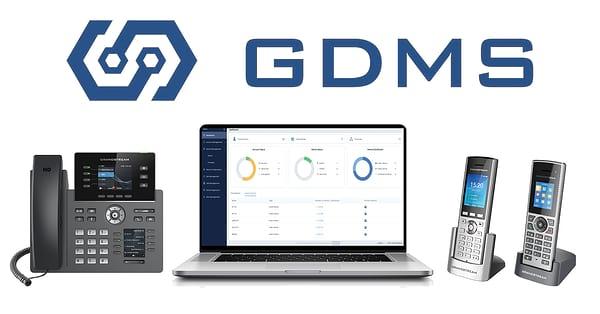 Prueba gratuita del nuevo sistema Grandstream Device Management System