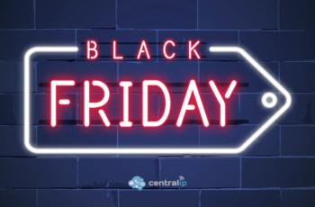 Prepara tu sistema telefónico para Black Friday Chile 2019 con Central IP
